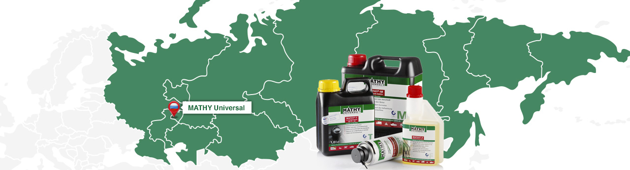 Our MATHY Distributor for Russian Federation